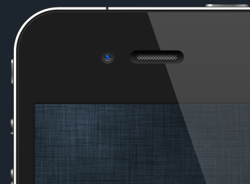 iPhone 4 Template