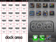 Iphone Background Template