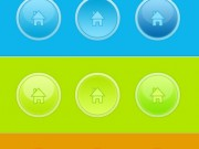 Home Buttons - Variations
