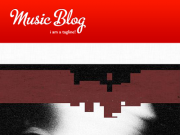 Simple Music Blog