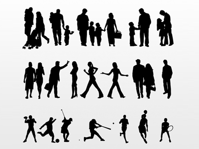 Vector People Collection, Cliparts - Clipart.me