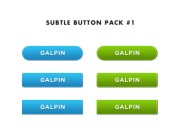 Galpin Subtle Button Pack #1