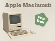 Apple Macintosh Icon