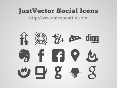 how to add social media icons to bootstrap