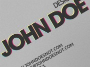CMYK Business Cards