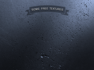 Some free textures!