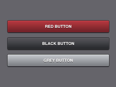 3 UI Buttons, Vector - Clipart.me