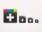 Google Plus Icons