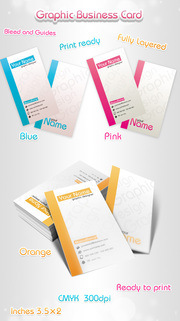 GraphicDesigner BusinessCard