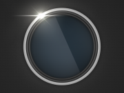 Free Orb Icon [High-Res PSD]