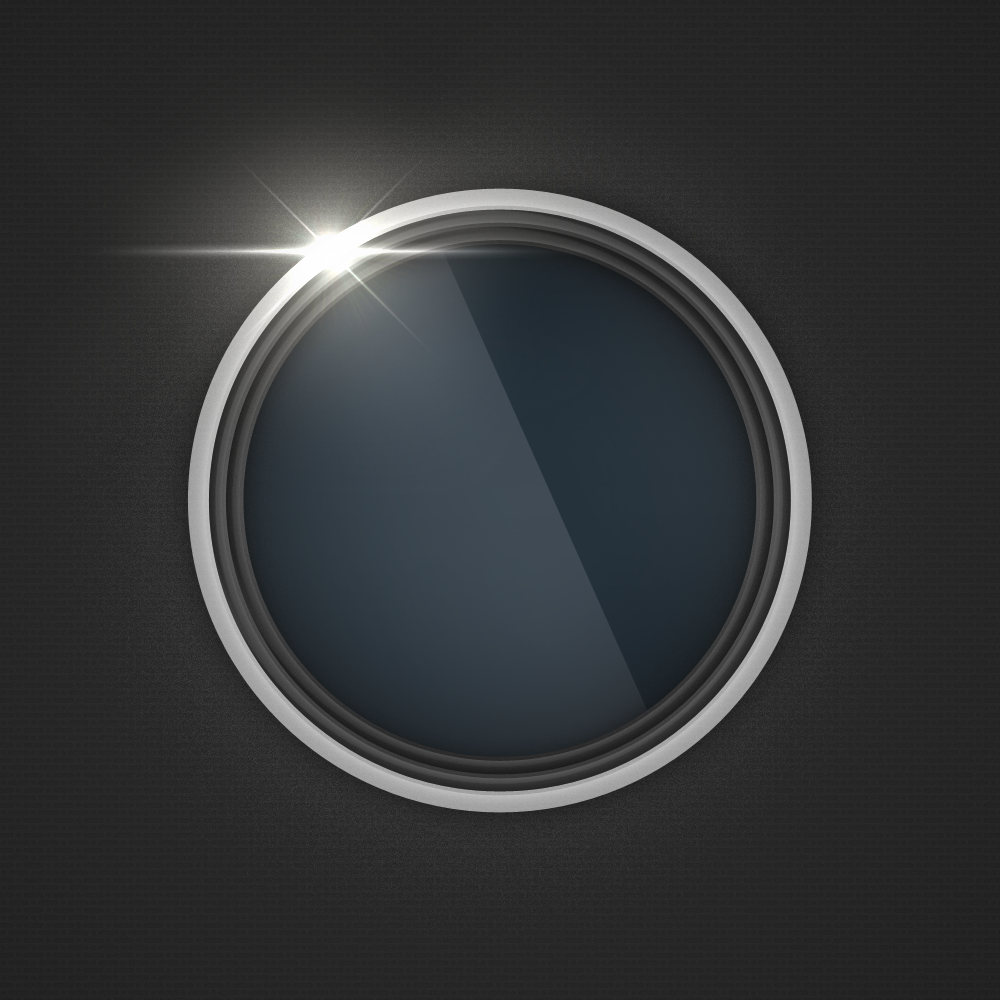 Orb Icon [High-Res PSD]