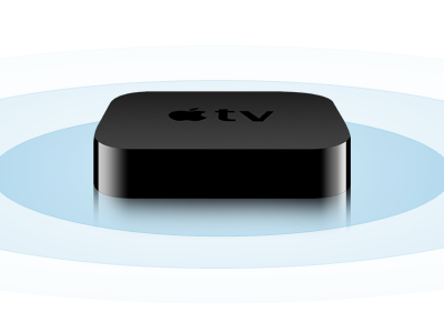 Apple TV PSD