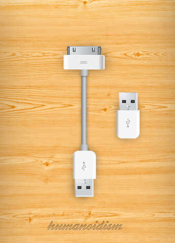 Apple caricabatterie USB