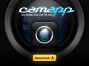CamApp Iphone icon psd