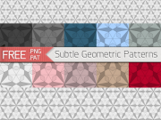 Geometric Patterns (PNG and PAT)