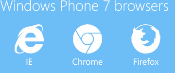 WP7 Browsers icon